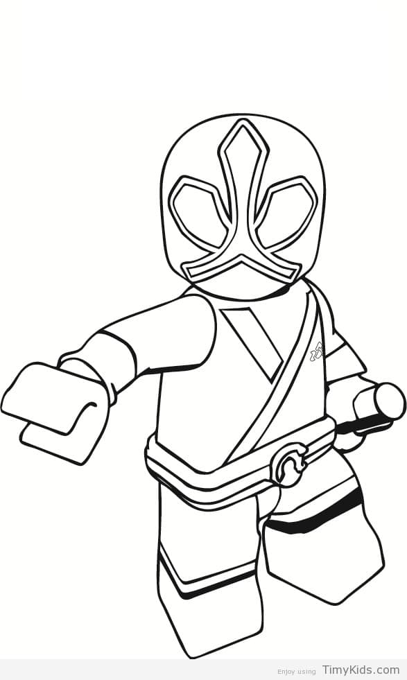 587x981 Power Rangers Printable Coloring Pages Timykids