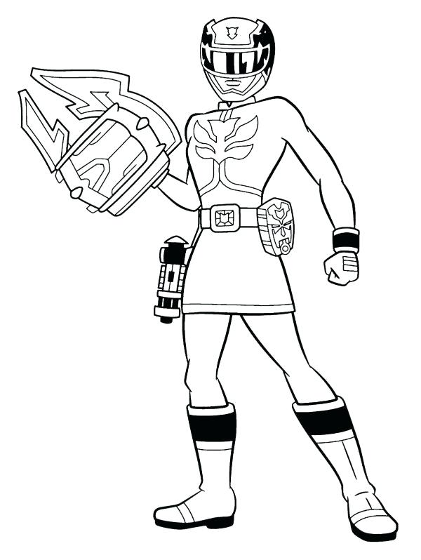 600x798 Power Ranger Printable Coloring Pages Printable Coloring Page