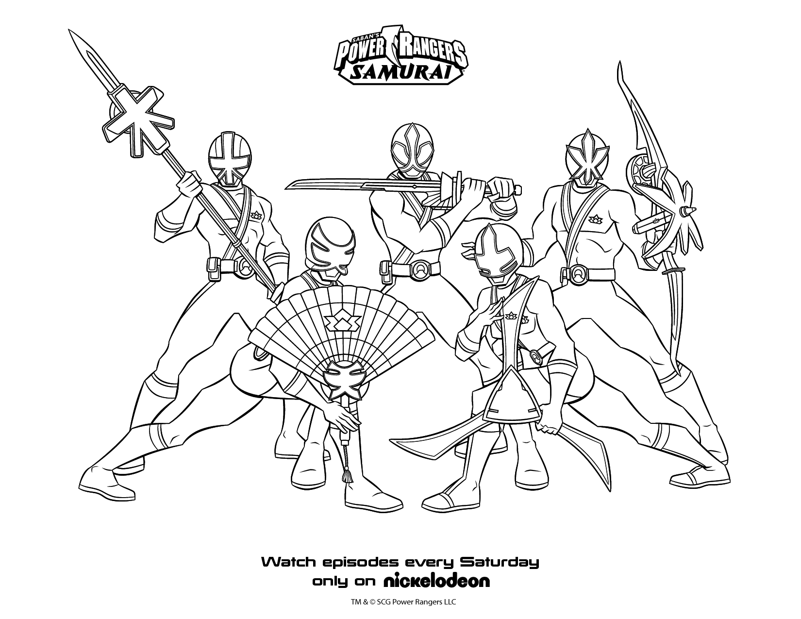 1650x1275 Power Rangers