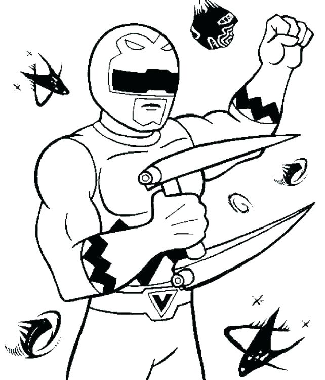 642x750 Power Ranger Coloring Pages Power Rangers Coloring Books And Power