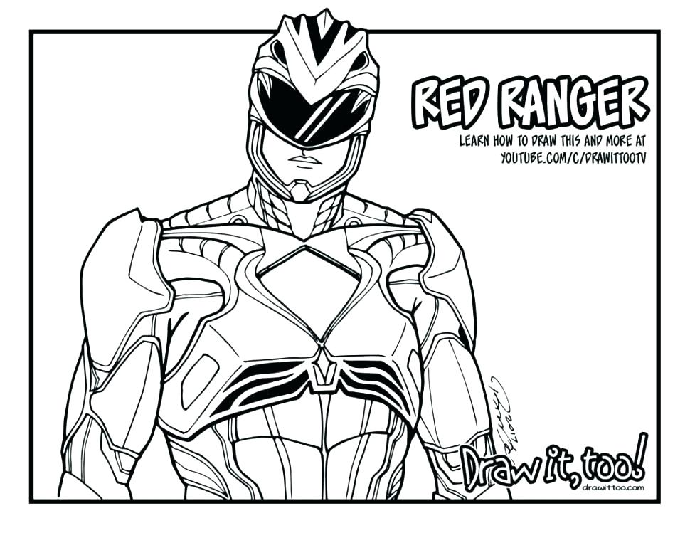 970x749 Power Rangers Coloring Pages Power Rangers Coloring Sheets Power