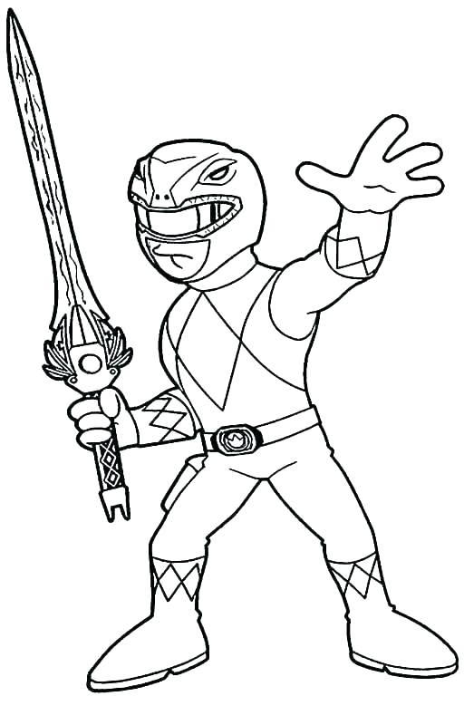 512x800 Power Rangers Wild Force Coloring Pages Power Rangers Printable