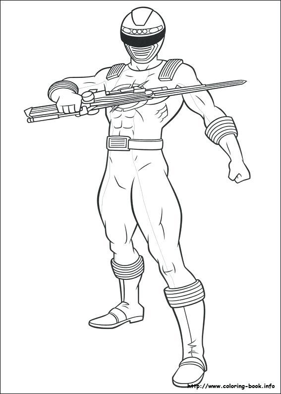 567x794 Power Rangers Wild Force Colouring Sheets Coloring Pages