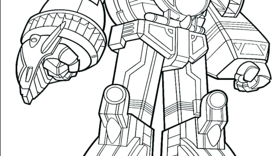 960x544 Power Rangers Wild Force Printable Coloring Pages Best Ranger