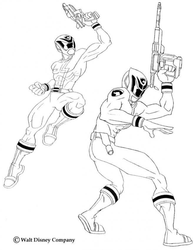 656x850 Power Rangers Coloring Pages