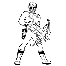 230x230 Top Free Printable Power Rangers Megaforce Coloring Pages Online