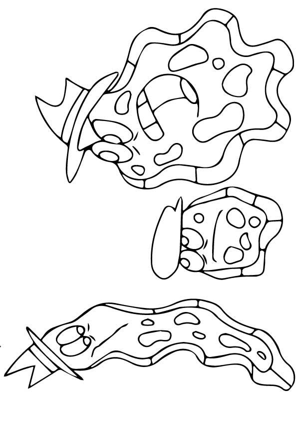 595x842 The Amoeba Boys Character On Powerpuff Girls Cartoon Film Coloring