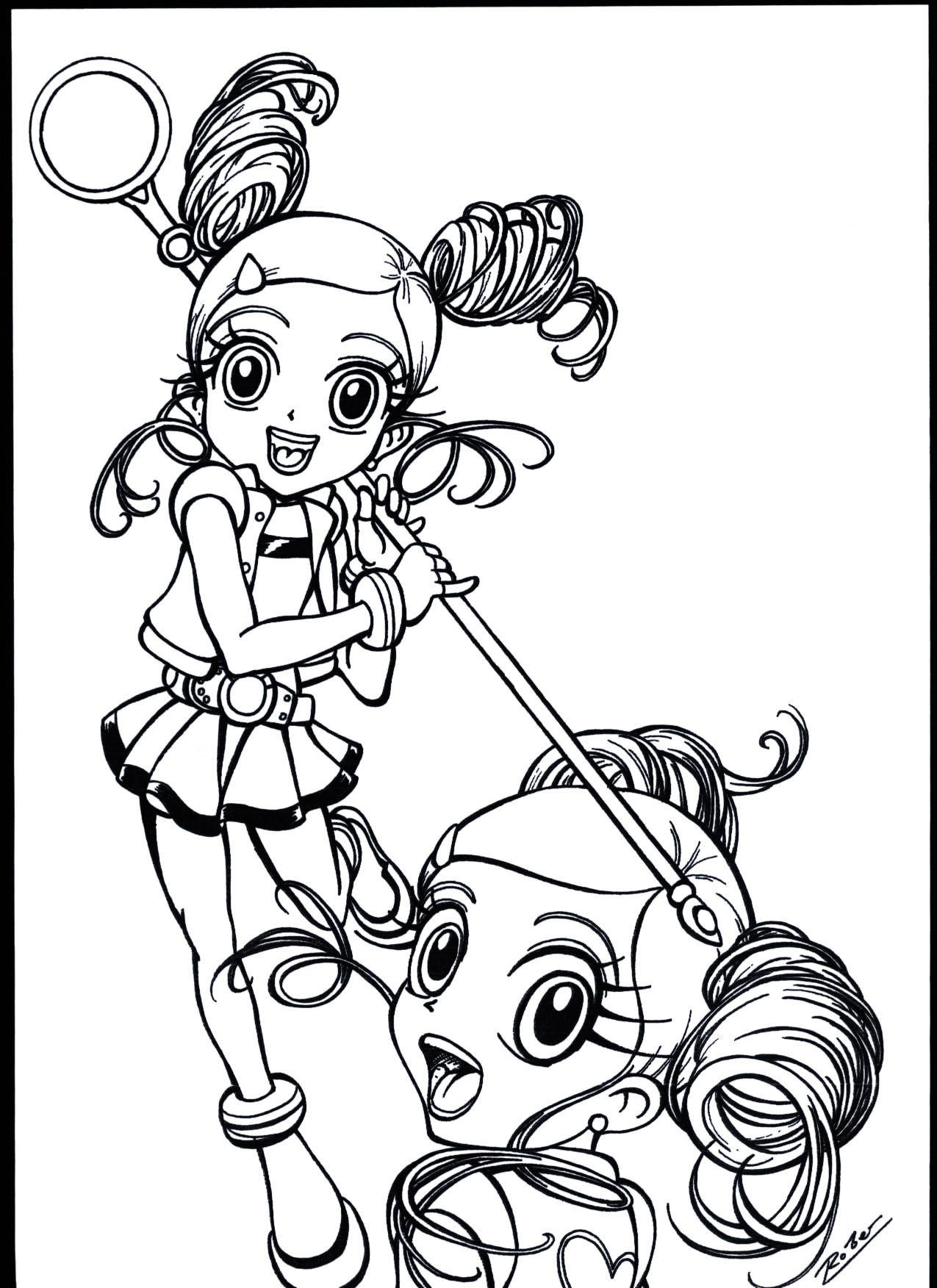 1275x1753 Fresh Excellent Powerpuff Girls Buttercup Coloring Pages Ideas