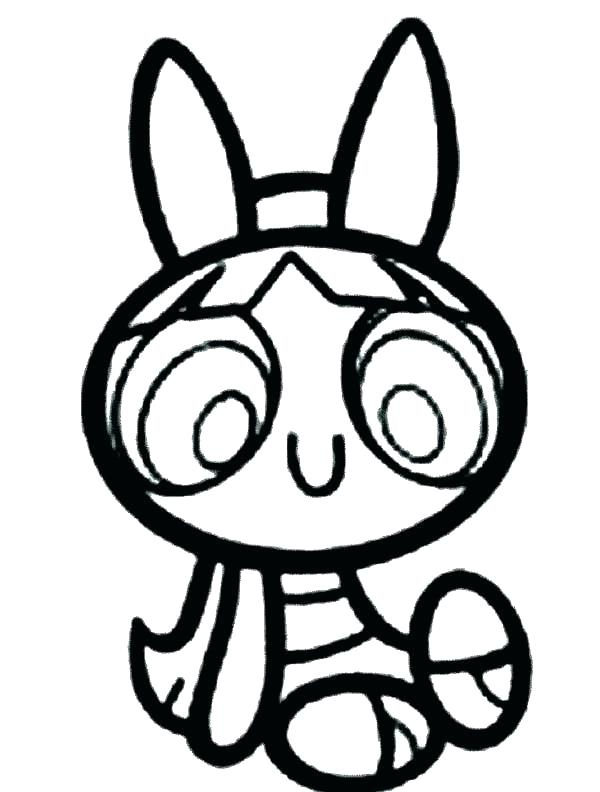 600x792 Buttercup Coloring Pages Coloring Pages Power Puff Girls Coloring