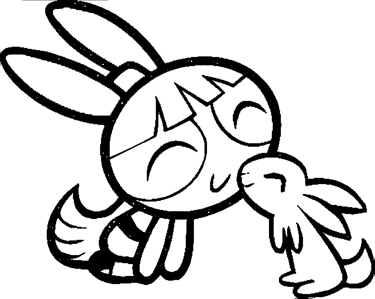 1203x960 Coloring Pages Powerpuff Girls Acpra