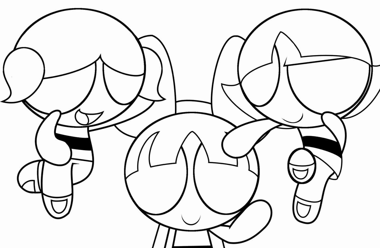1600x1045 Powerpuff Girls Coloring Pictures Coloring Pages Also Pages