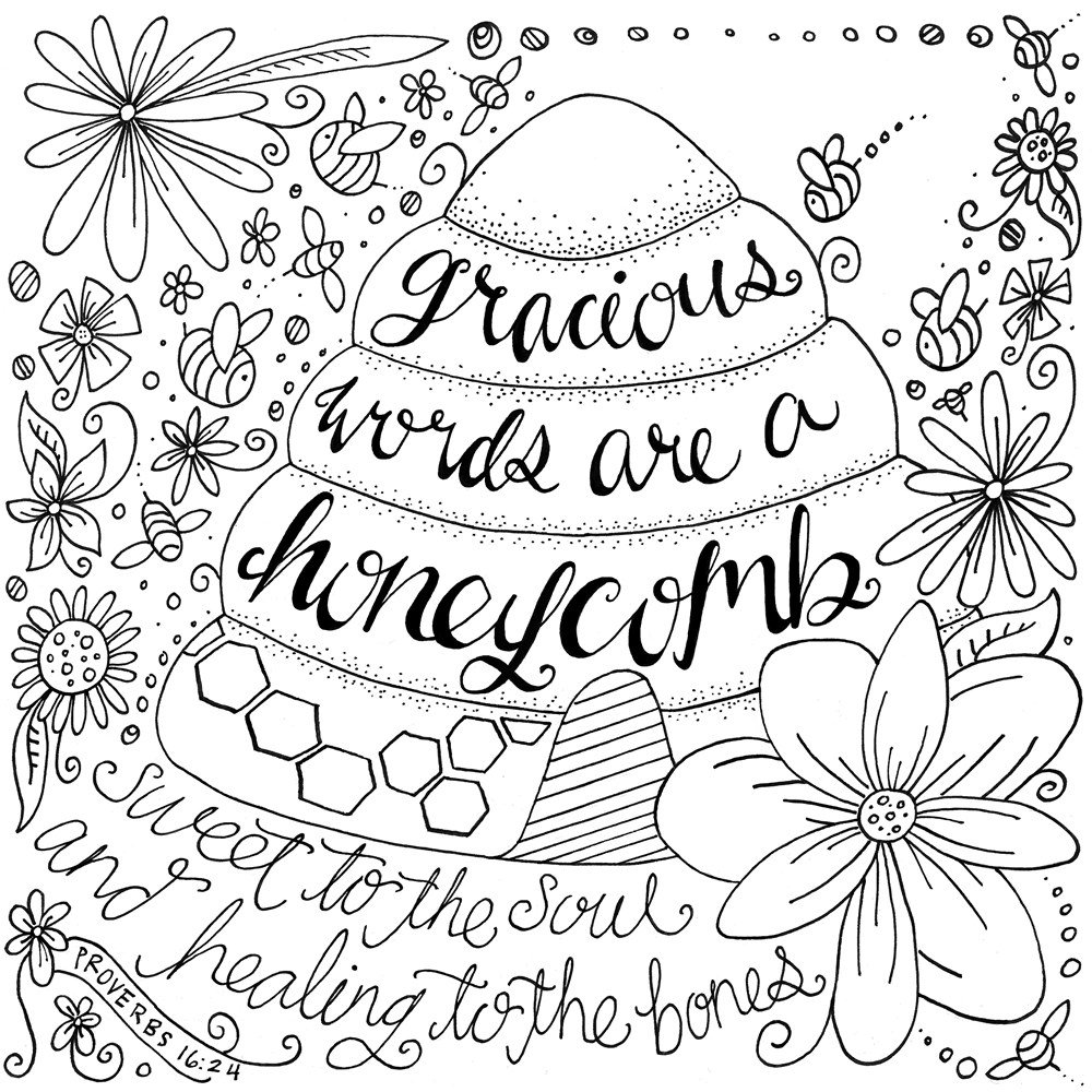 1000x1000 Whatever Is Lovely A Coloring Book For Reflection And Worship