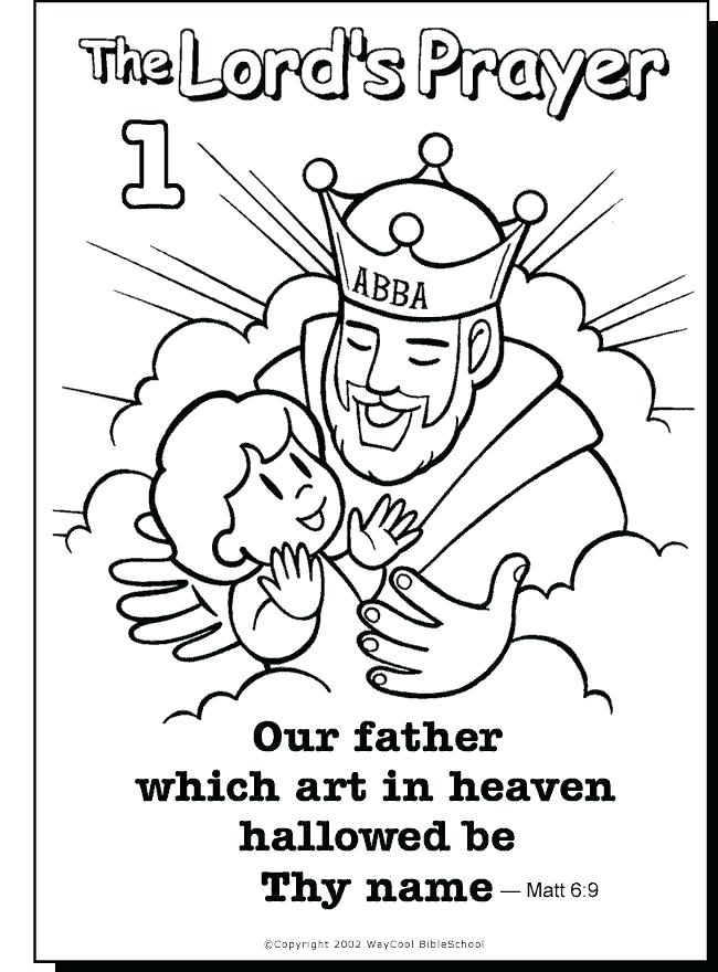 650x880 Prayer Coloring Pages Praying Hands Coloring Page Praying Coloring