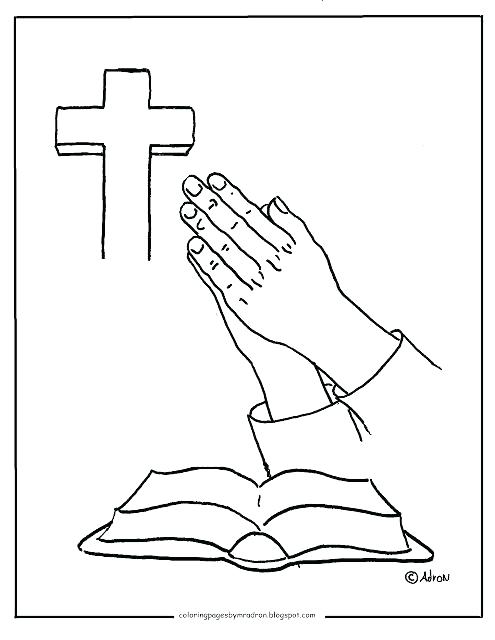 495x640 Praying Hands Coloring Page Praying Hands Coloring Page Praying