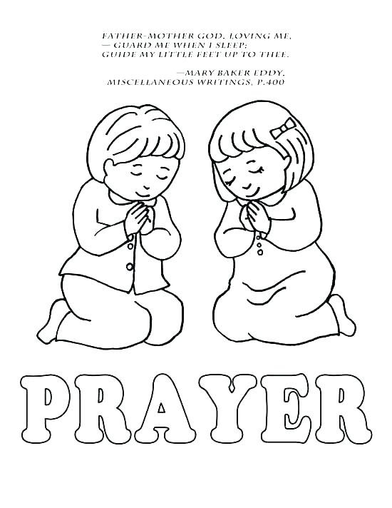 550x712 Praying Coloring Pages Coloring Pages For Children Praying Hands
