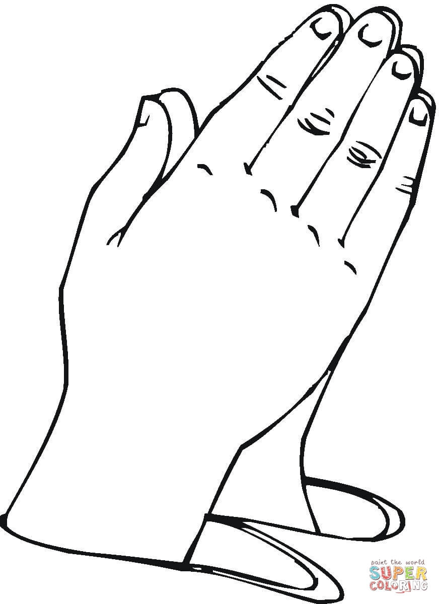 872x1200 Prayer Coloring Pages