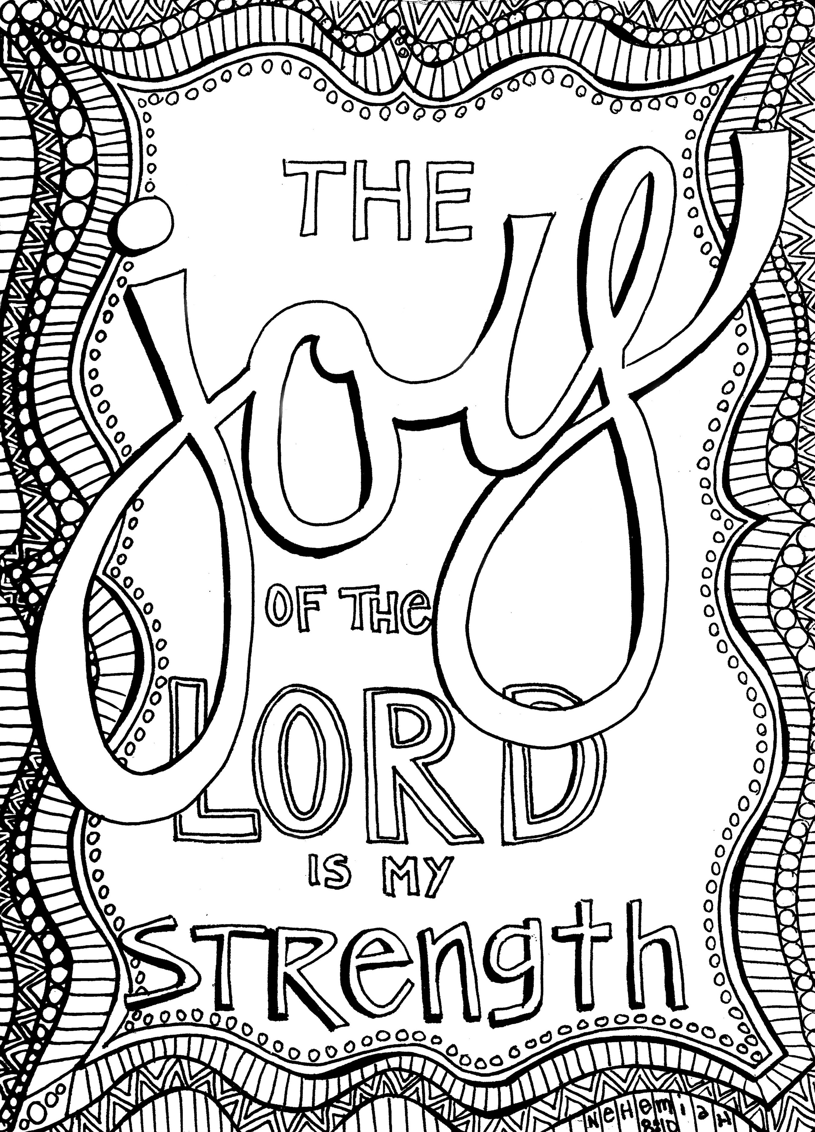 2700x3750 Scripture Prayer Color Paged Collection