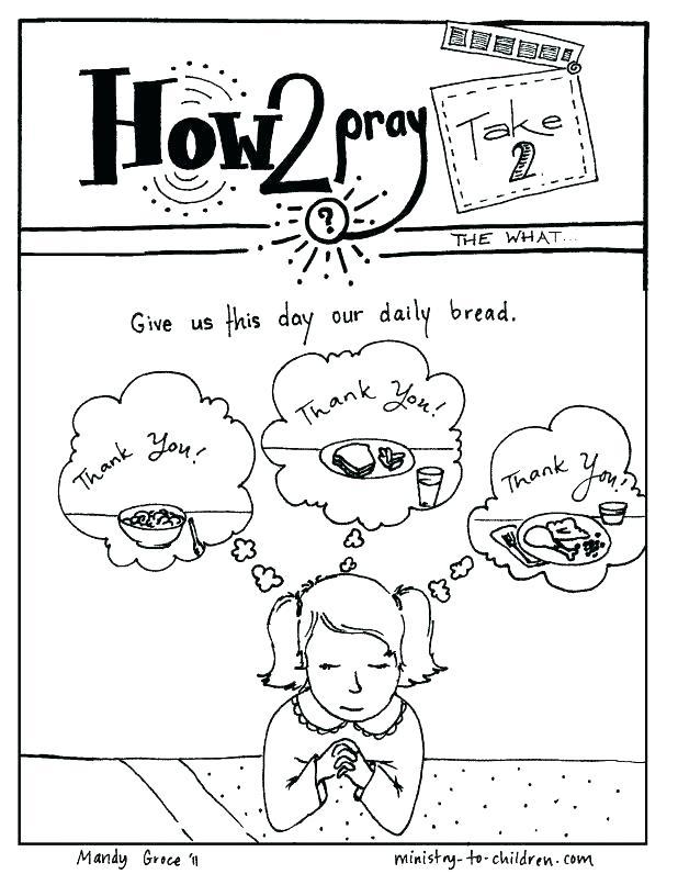 618x796 Thanksgiving Prayer Coloring Pages Vanda
