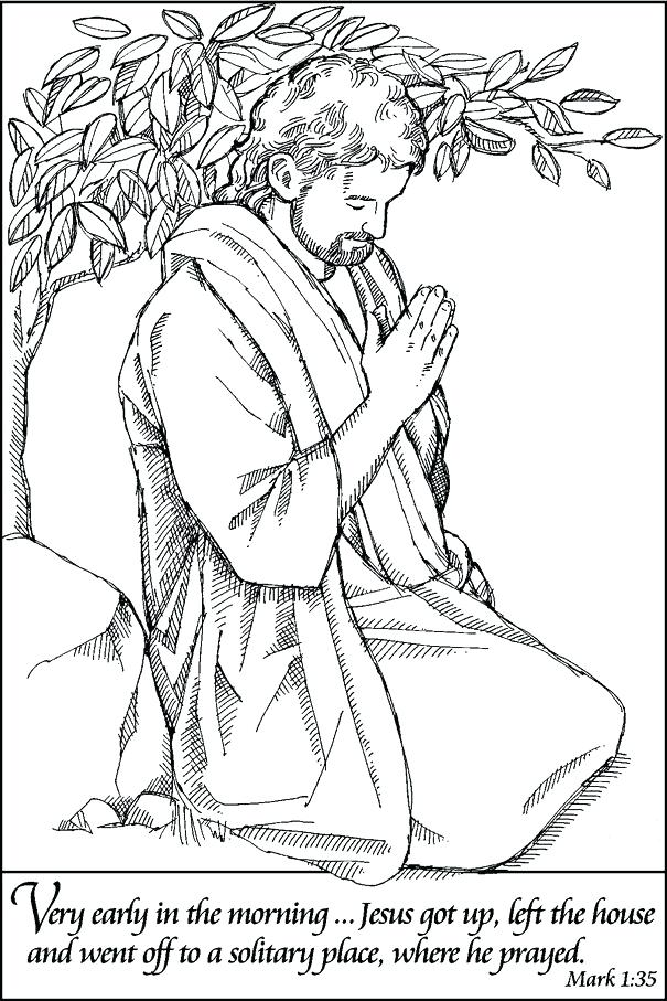 605x907 Gospel Coloring Pages Printable Bible Coloring Pages With Verses