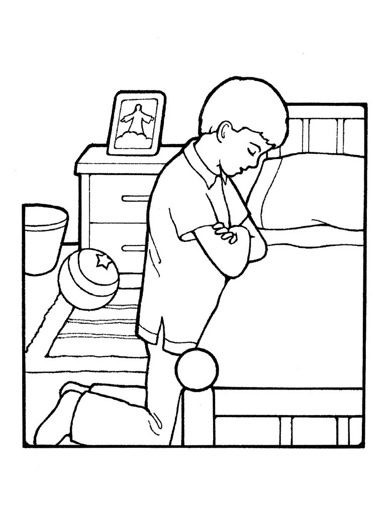 768x1024 The Best Joseph Smith Us First Prayer Picture For Coloring Pages
