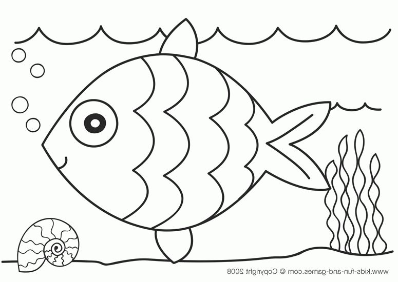 775x550 The Best Pre K Coloring Pages Printables