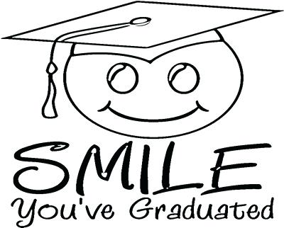 400x322 Graduation Coloring Pages Coloring Trend Thumbnail Size
