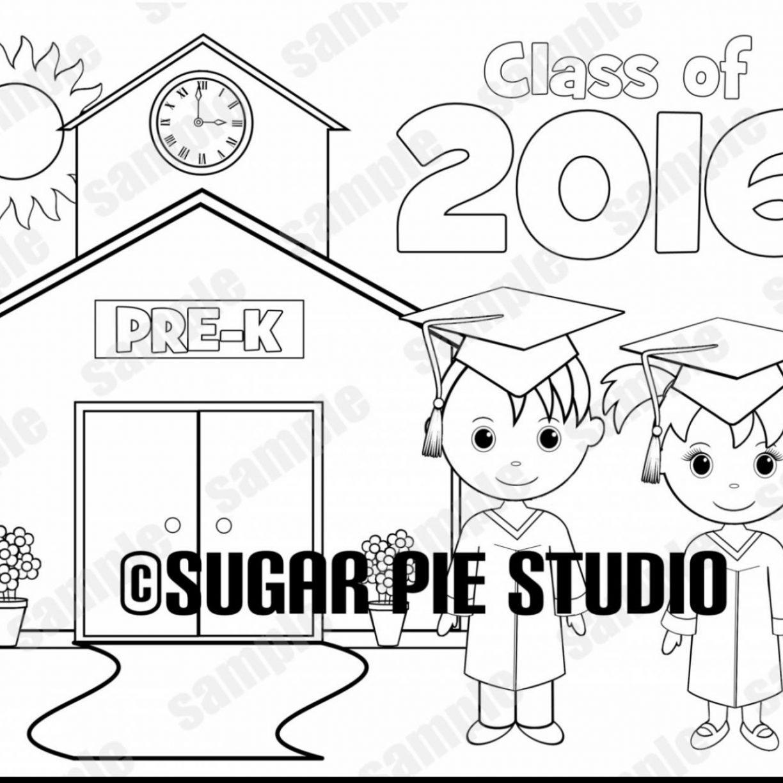 1224x1224 Graduationoloring Pagesap Girls For Kids Sheet Kindergarten Bear