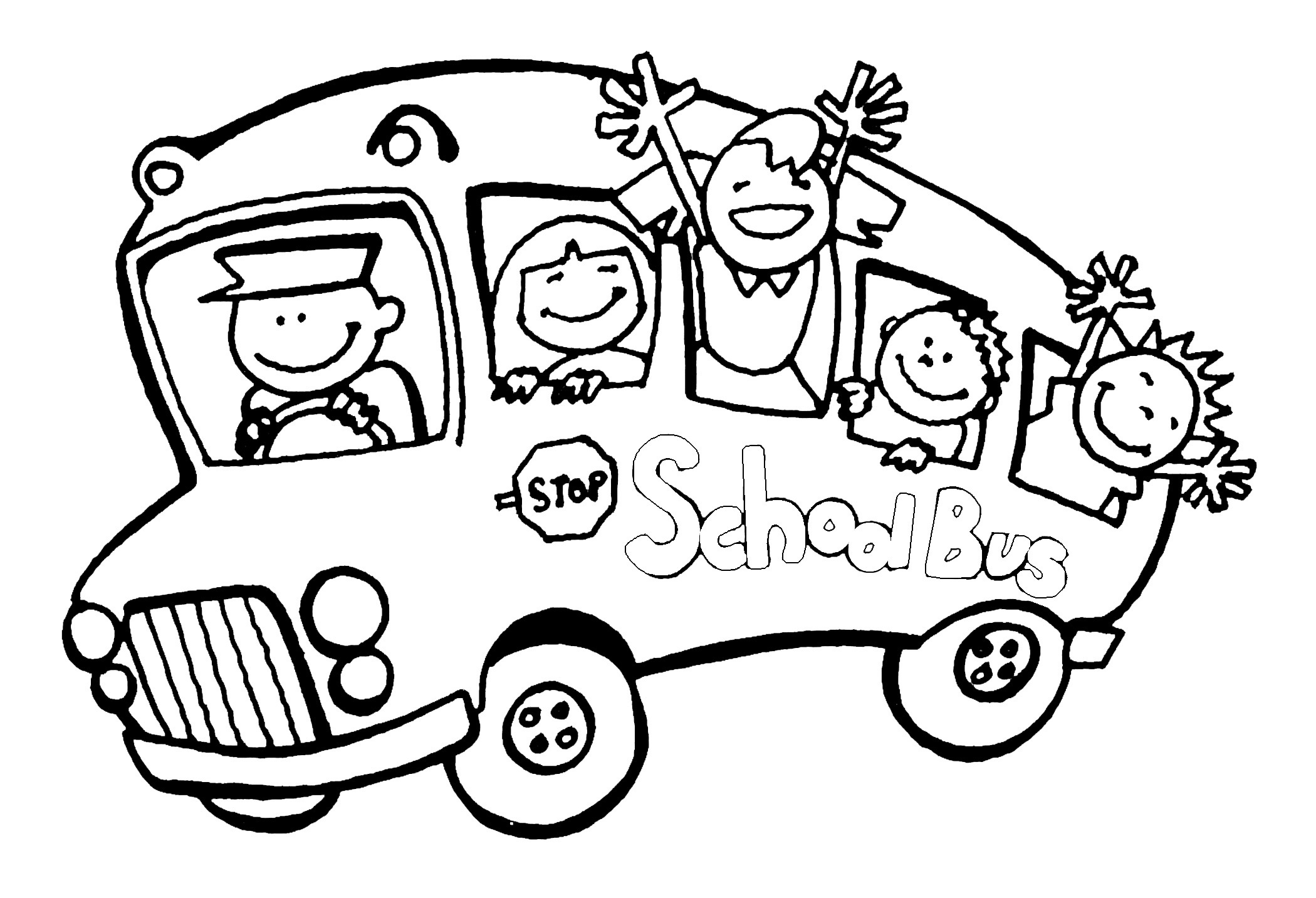 2100x1433 Coloring Pages For Preschool