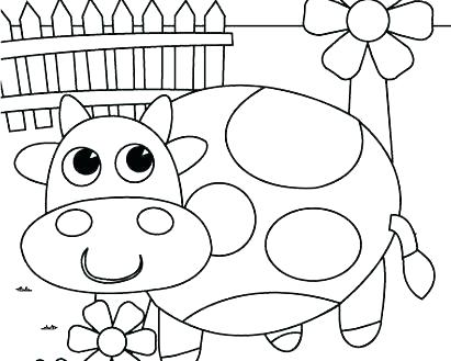 411x329 Rabbit Preschool Coloring Pages Free Printable Coloring Pages