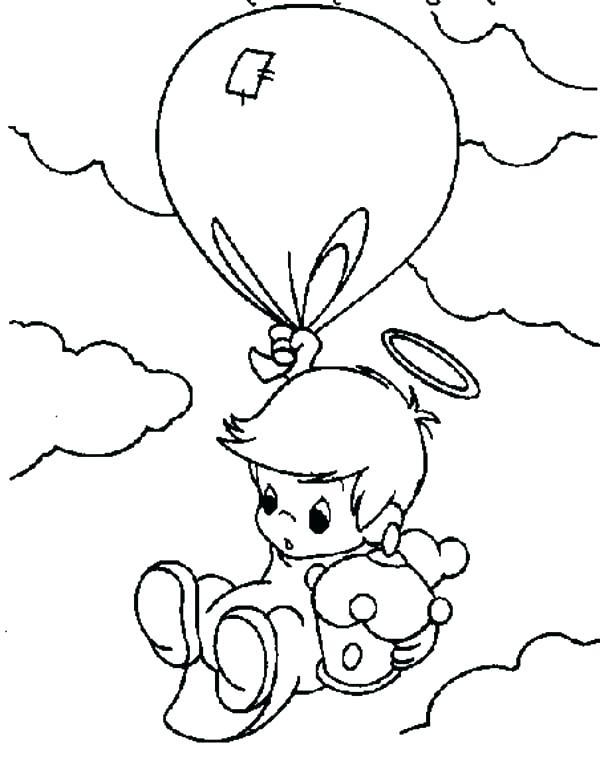 600x765 Precious Moments Coloring Page Precious Moments Angels Coloring