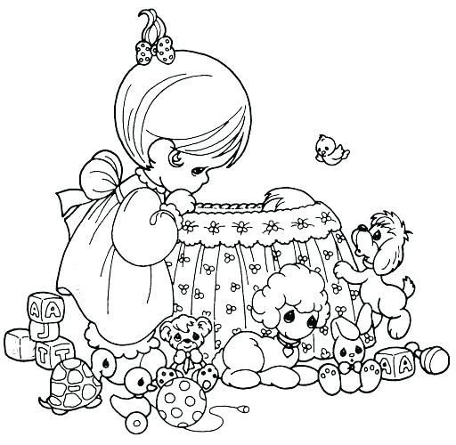 512x500 Remarkable Precious Moments Angels Coloring Pages Precious Moments