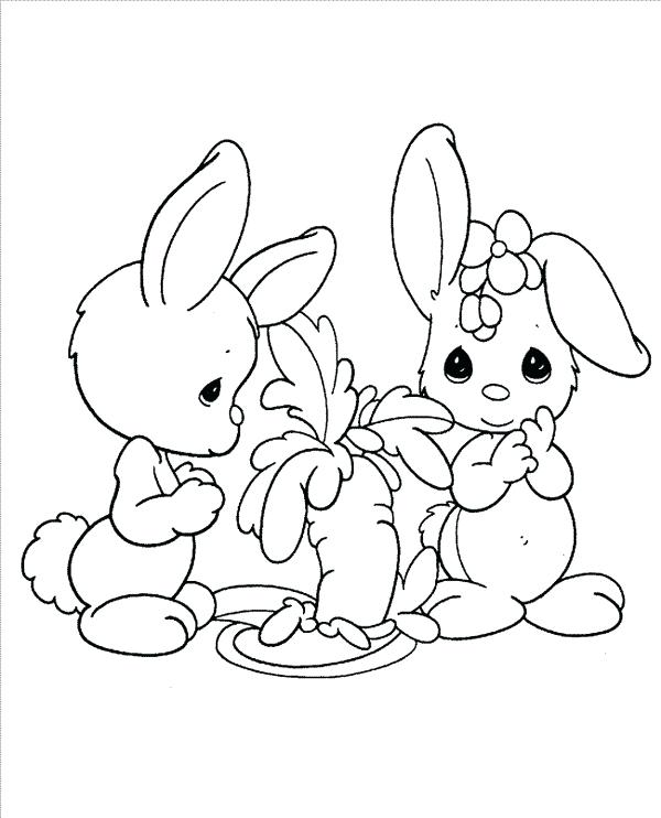 600x742 Precious Moments Baby Coloring Pages Precious Moments Baby Animals