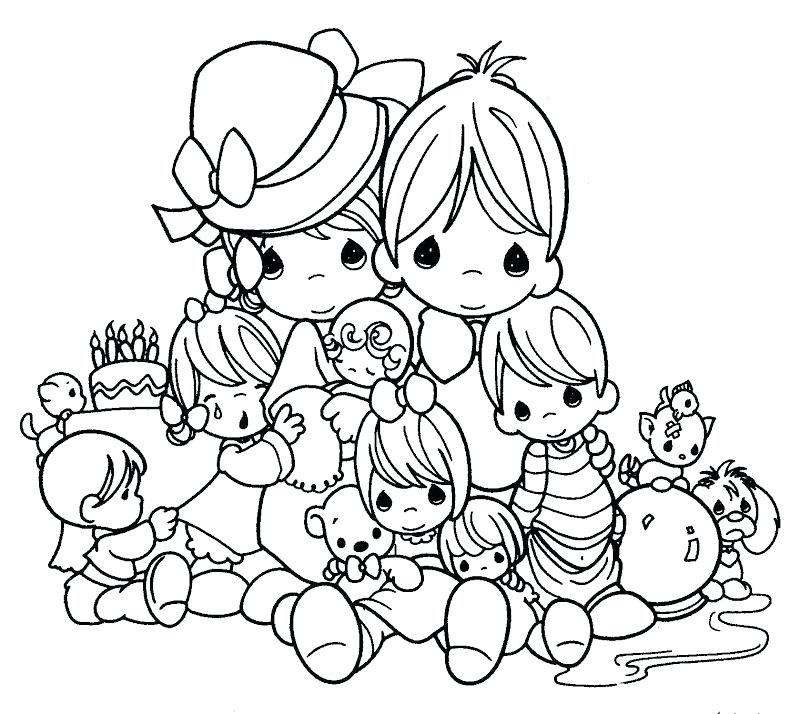 800x714 Precious Moments Pictures To Color Free Printable Precious Moments