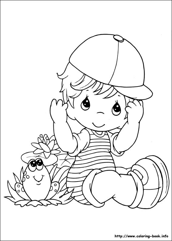 567x794 Coloring Pages For Girls More Precious Moments Sheets Printable