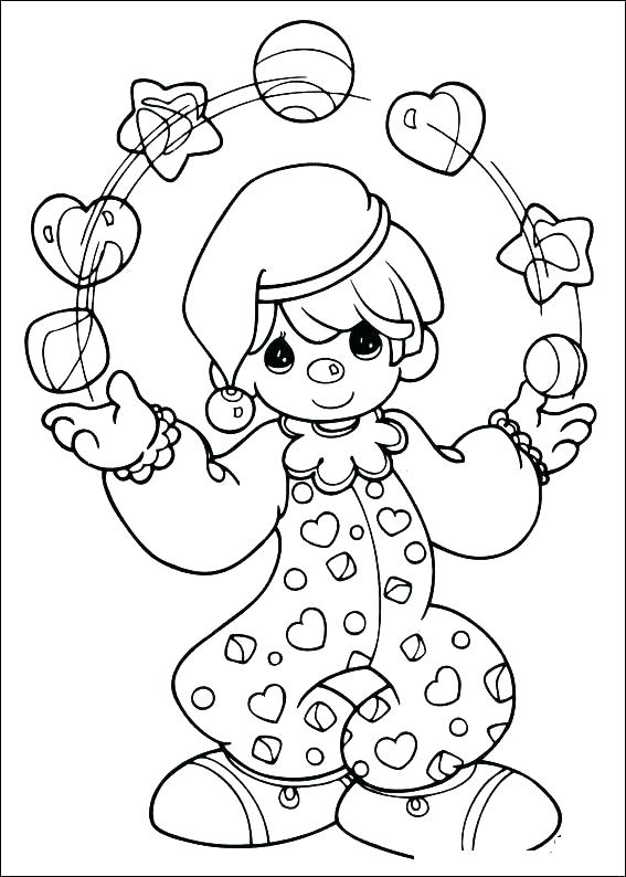 567x794 Precious Moments Baby Coloring Pages Precious Moments Love