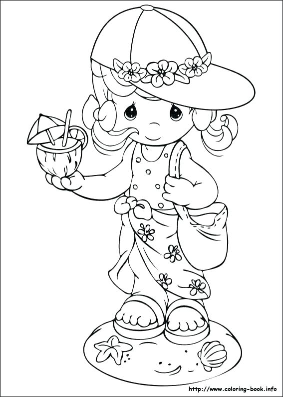 567x794 Precious Moments Nativity Coloring Pages Precious Moments Nativity
