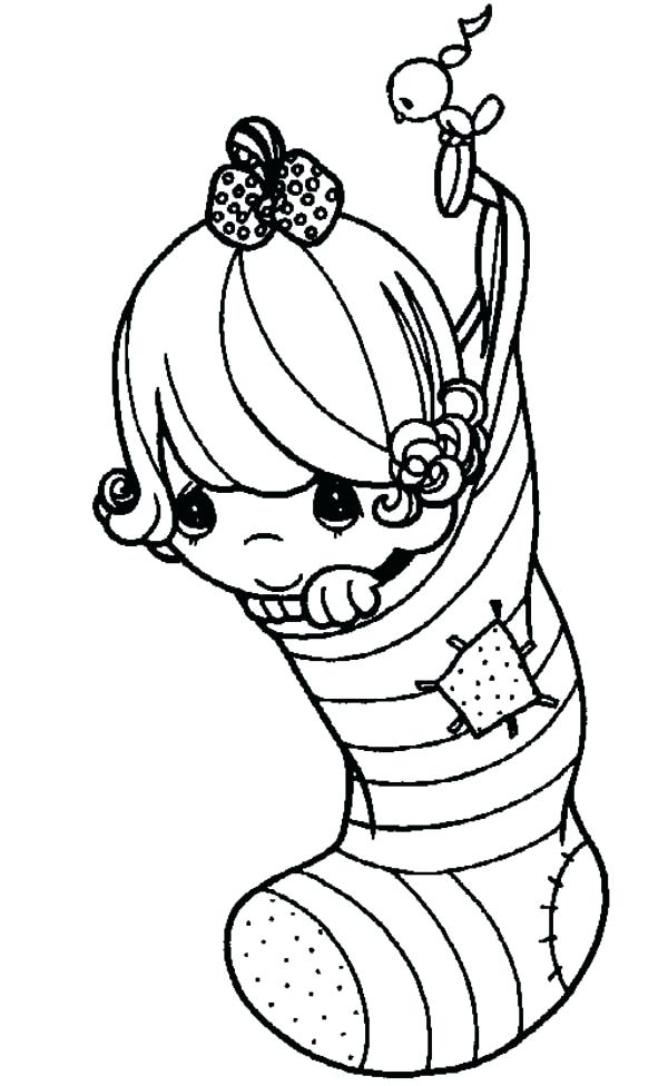 600x976 Precious Moments Christmas Coloring Pages