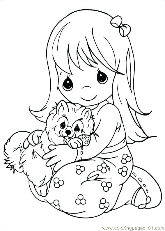 567x794 Neat Design Coloring Pages Precious Moments Gorgeous Coloring