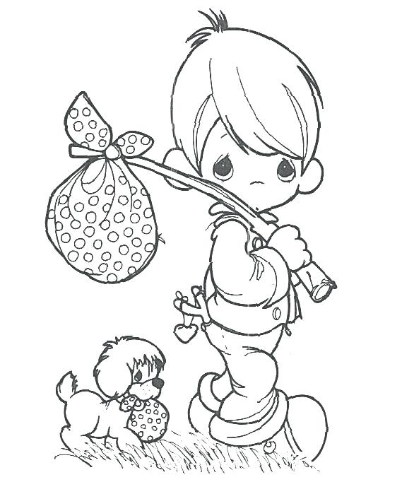 569x682 Precious Moments Baby Animals Coloring Pages Printable Coloring