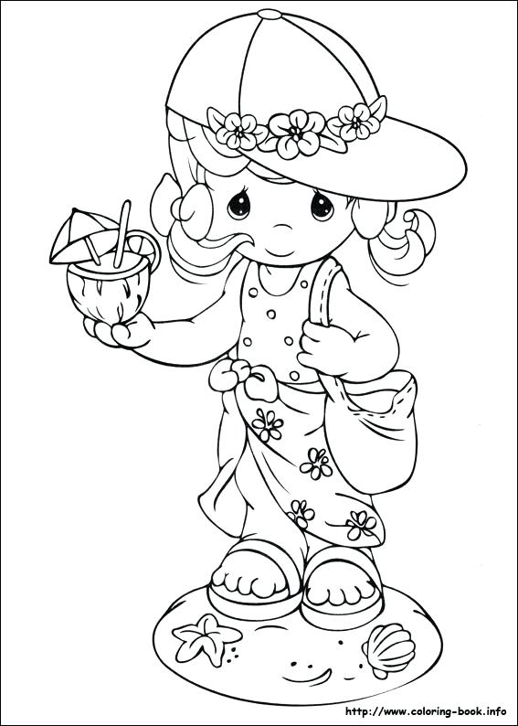567x794 Free Printable Precious Moments Coloring Pages Zebra Printable