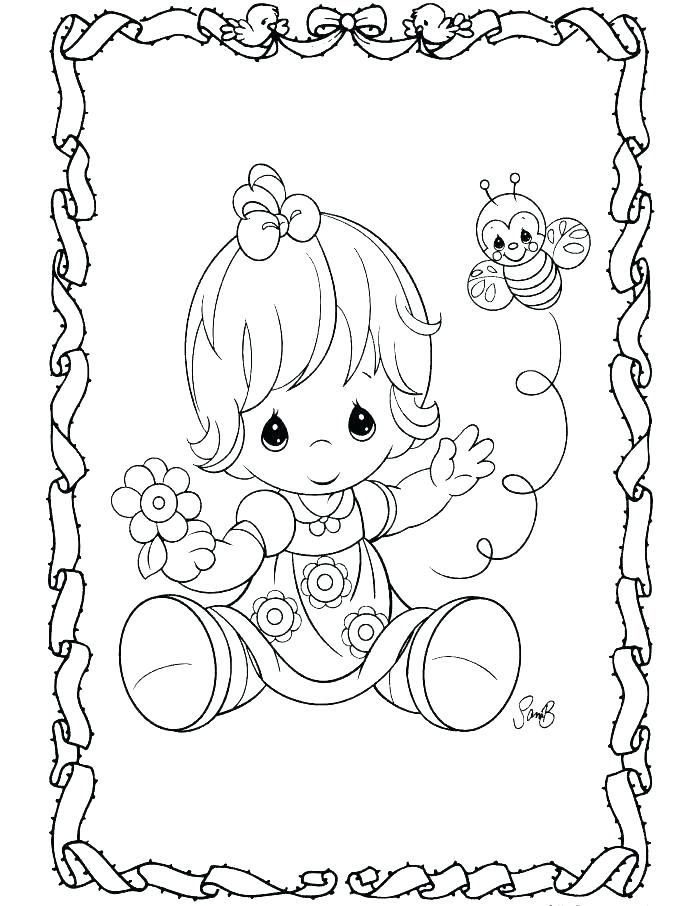 700x906 Precious Moments Coloring Pages Free Printable Precious Moments