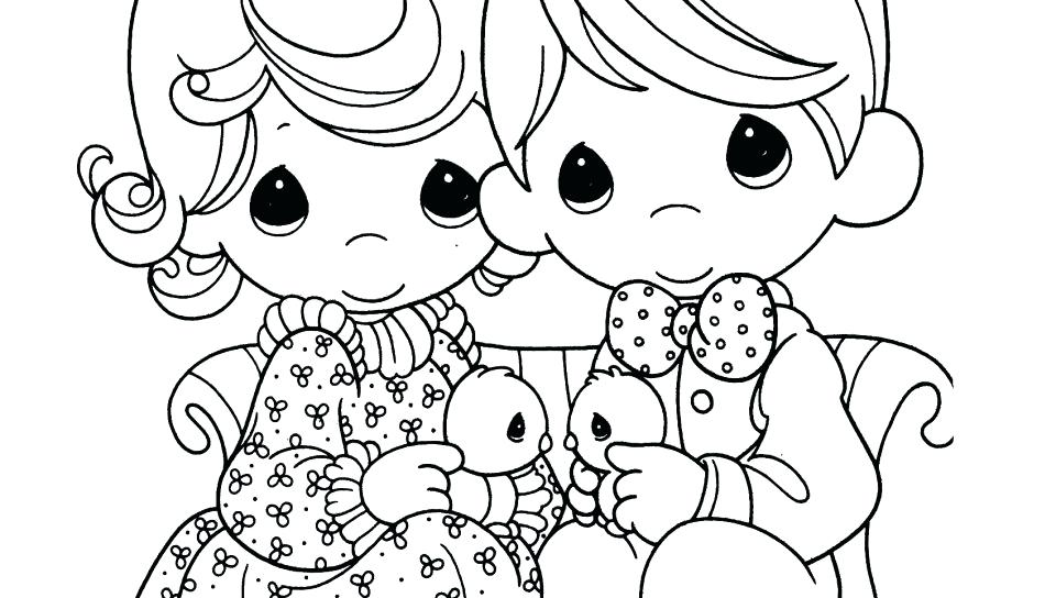 960x544 Best Precious Moments Coloring Pages Free Printable Precious