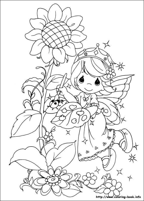 567x794 Precious Moments Coloring Books As Well As Free Coloring Pages
