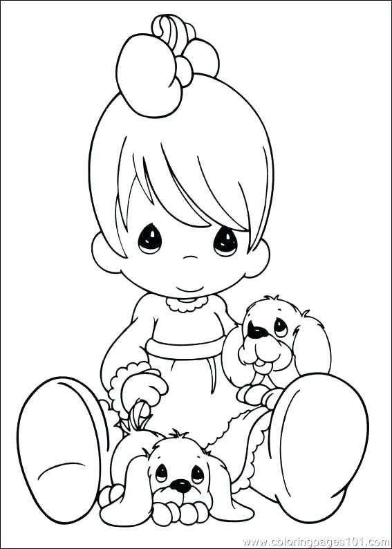 567x794 Precious Moments Coloring Pages Best Precious Moments Couple