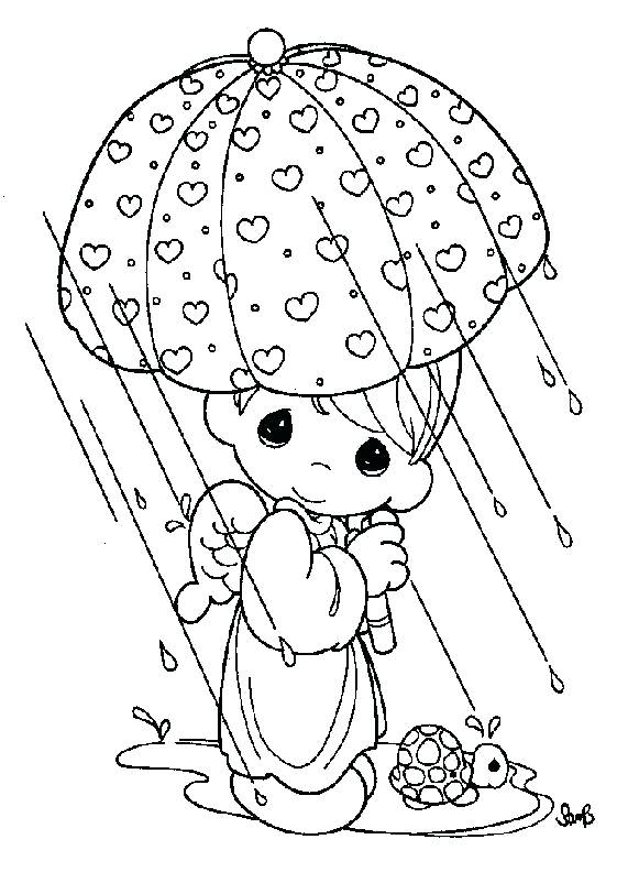 Precious Moments Couples Coloring Pages At Getdrawings Com