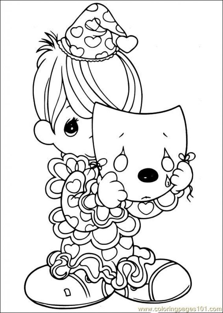 731x1024 Precious Moments Halloween Coloring Pages Precious Moments