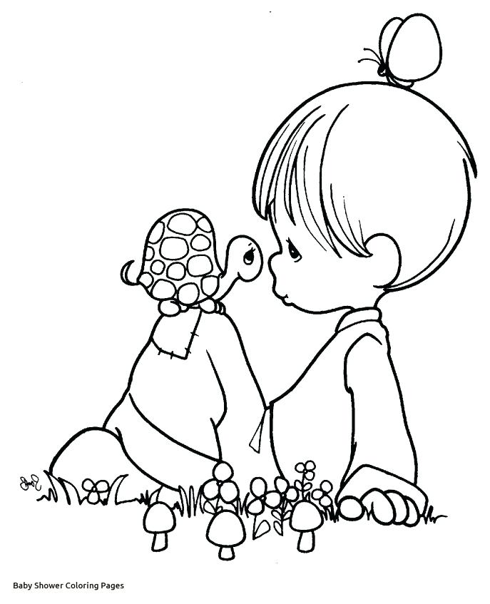 687x847 Coloring Pages Precious Moments Best Precious Moments Couple