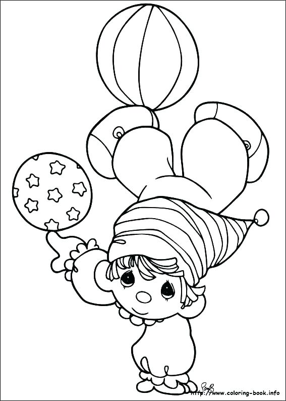 567x794 Free Printable Precious Moments Coloring Pages Free Printable