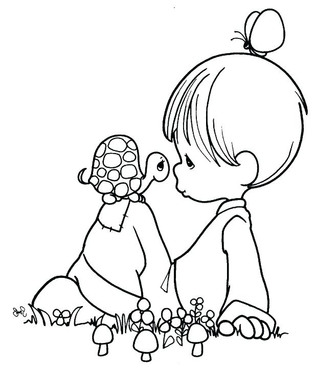 618x762 Precious Moments Baby Coloring Pages Precious Moments Baby Shower