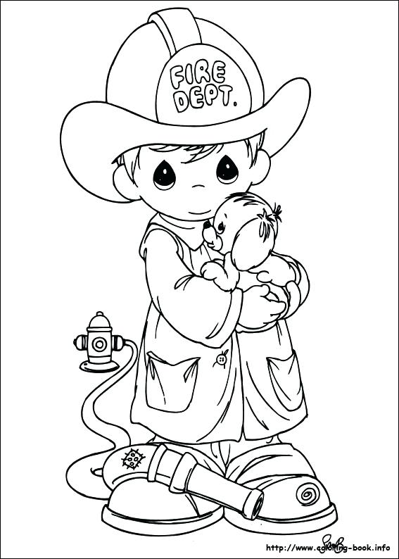 567x794 Precious Moments Baby Coloring Pages Precious Moments Coloring